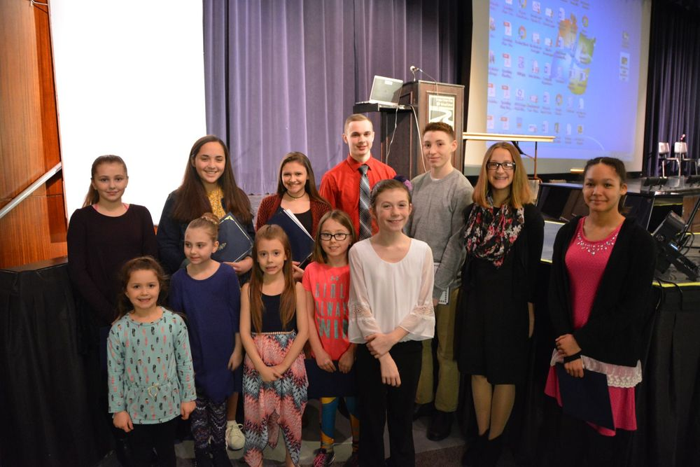 Students Showcase Technology Expertise at Digital Literacy Night