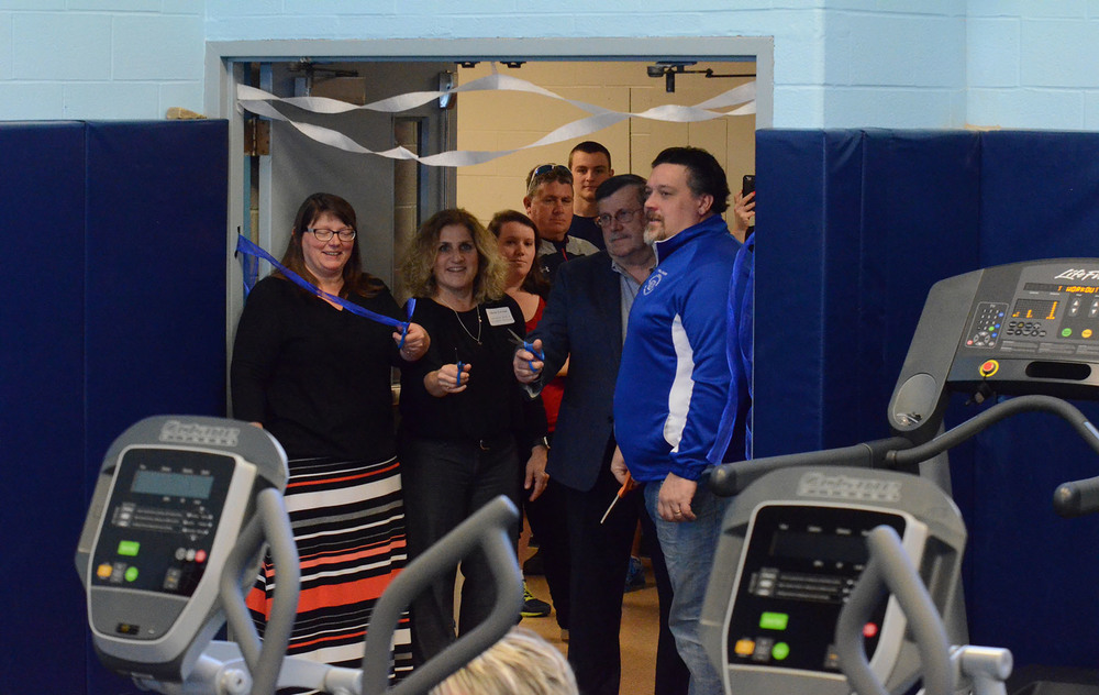 Wellcats for Life High School Fitness Center Opens as part of PEP Grant