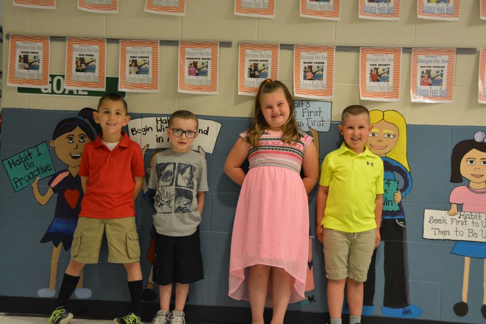 Leadership on Display at Cayuga Heights Elementary's Leadership Day