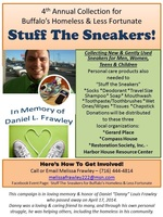 STUFF THE SNEAKERS!