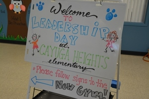 Hold the Date! May 22 is Cayuga Height's Annual Leadership Day