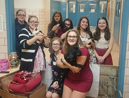 DHS Leo Club put on 'paw-some' event