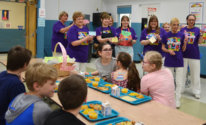 Lunch Hero Day featured on WIVB