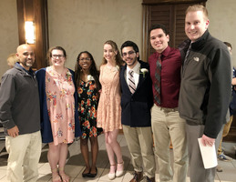 DHS students honored by Lancaster Youth Bureau Hall of Fame