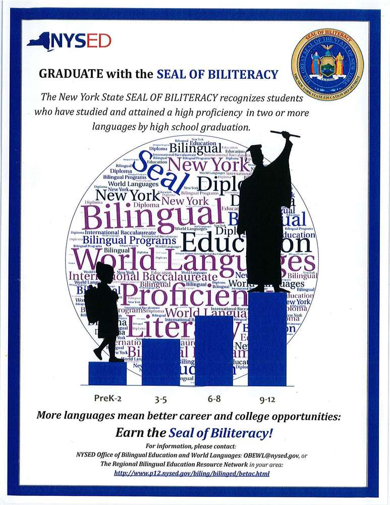 DHS Offers Seal of Biliteracy to Seniors