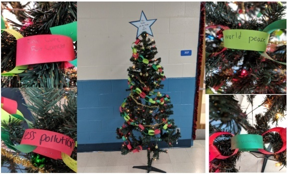 Eighth Grade Wing Tree Voted Best