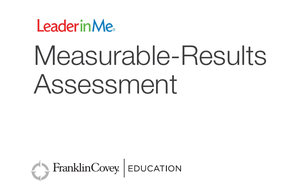 Measurable-Results Assessment