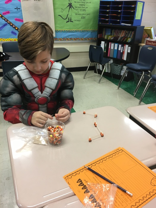 Cayuga Halloween STEAM activity