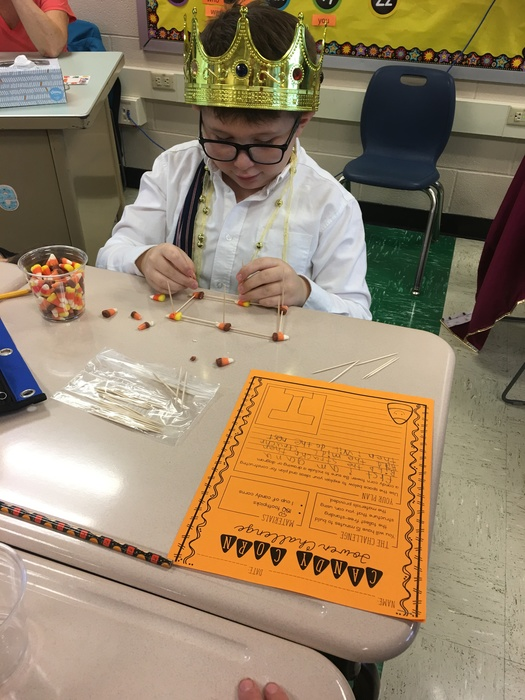 Cayuga Heights Halloween STEAM activity