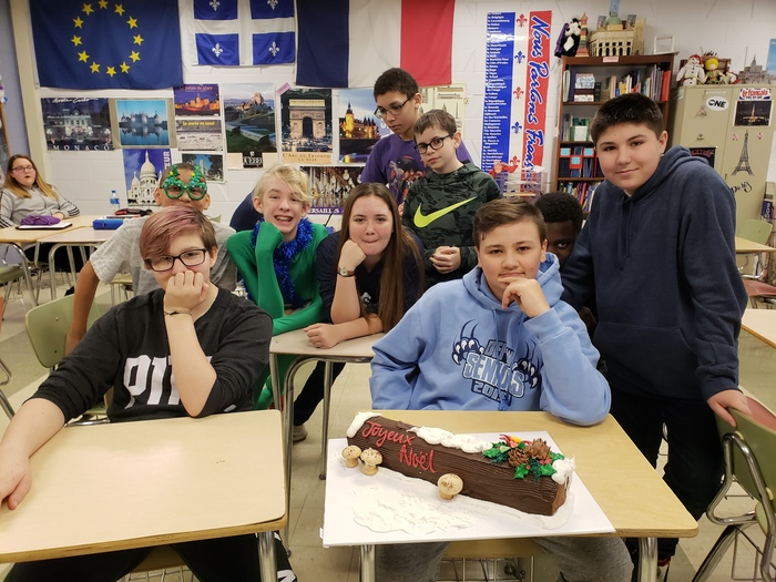 Students celebrate Noel Day